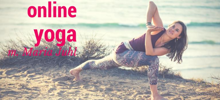 Hvorfor får jeg det godt af yogastillinger?